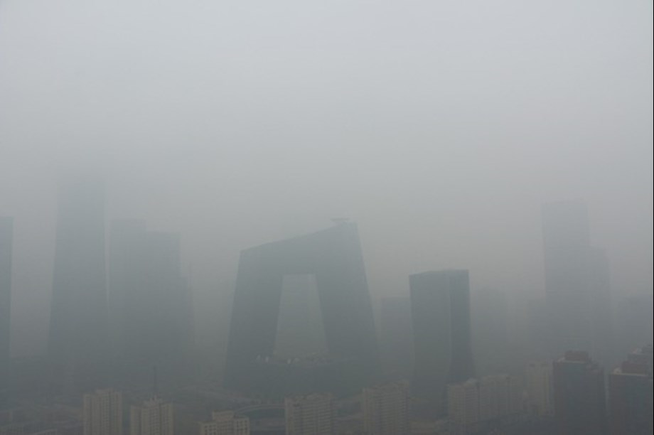 China might have been slow in making progress in cutting smog, damage done already
