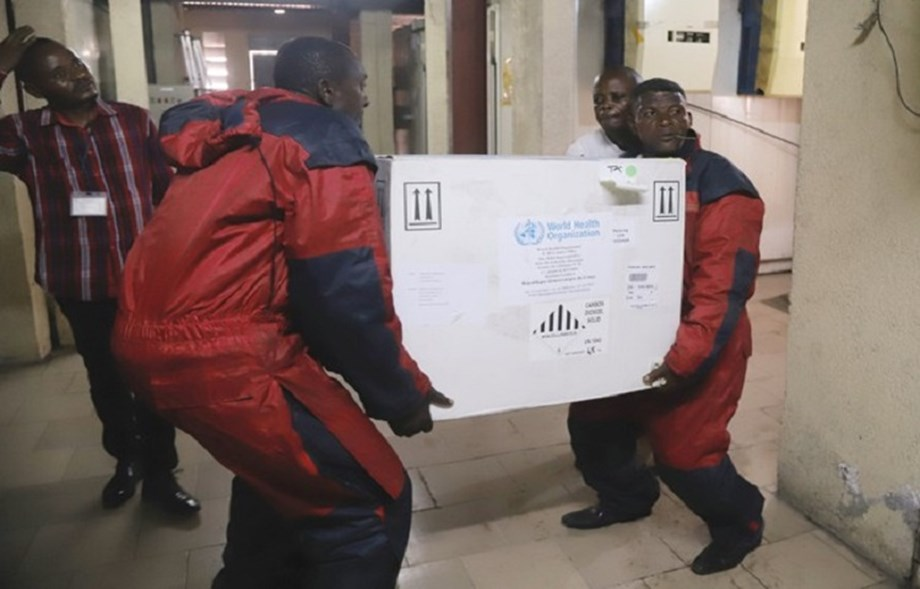Update on Ebola outbreak in Congo by Health Minister