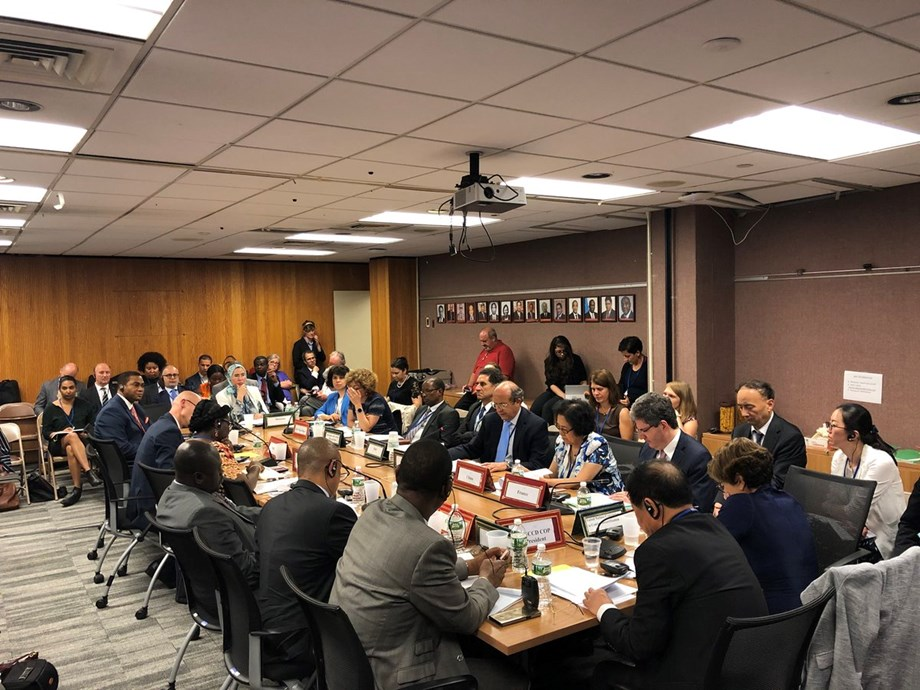 3S Initiative: Morocco holds ministerial meeting in New York
