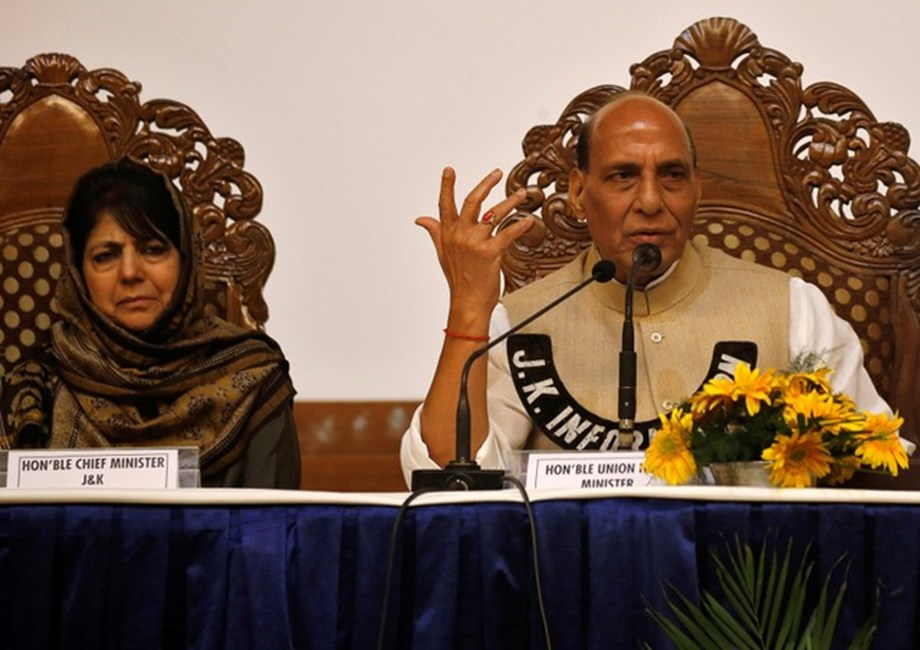President approves Governor's rule for Jammu and Kashmir