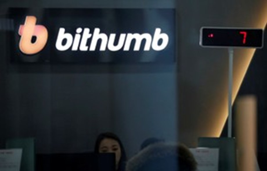 S.Korea cryptocurrency exchange Bithumb says hacked, $32 mln in coins stolen