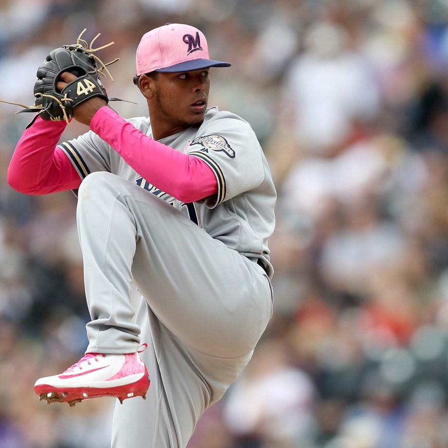 Freddy Peralta astonishes as Brewers nip Pirates