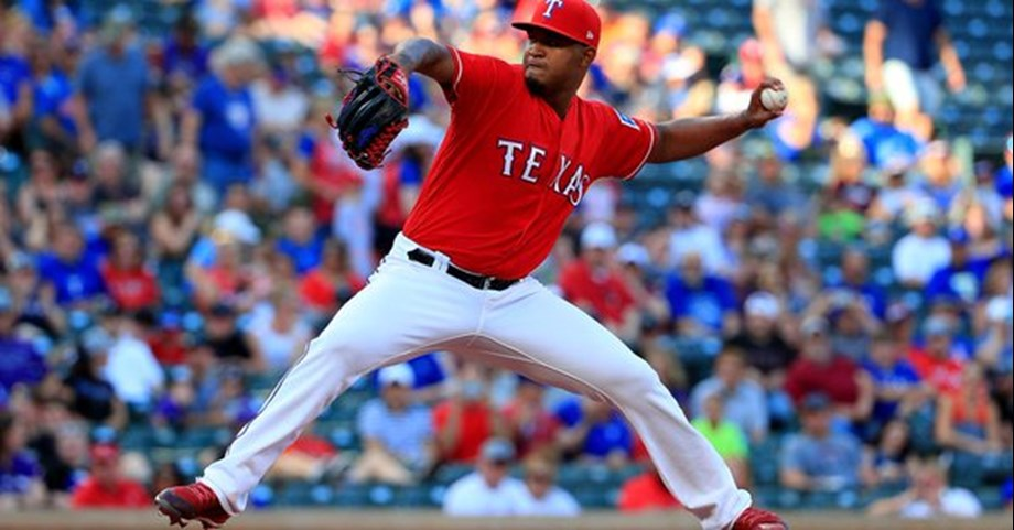 Angels acquire RHP McGuire from Rangers