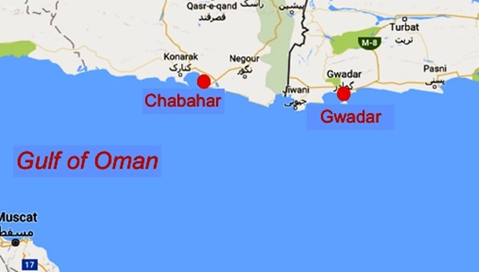 Pakistan governor appeals for linking Gwadar, Chabahar port
