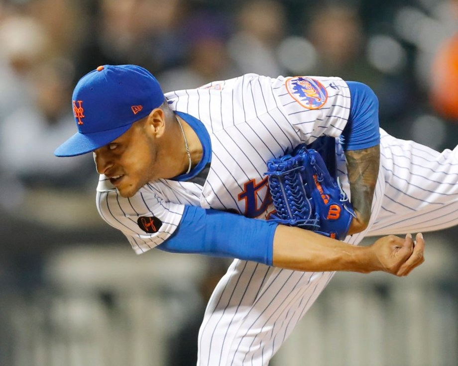Mets RHP Ramos (shoulder) set for season-ending surgery