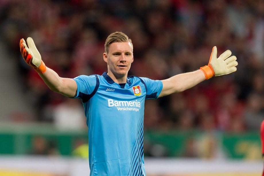 Bernd Leno to take charge of Arsenal's goal post