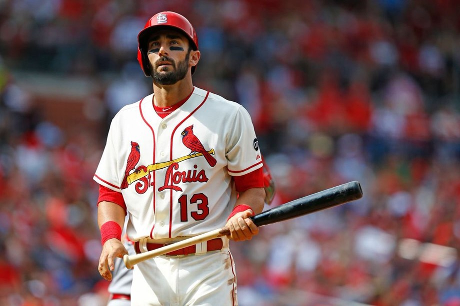 Carpenter breaks tie, lifts Cards over Phils