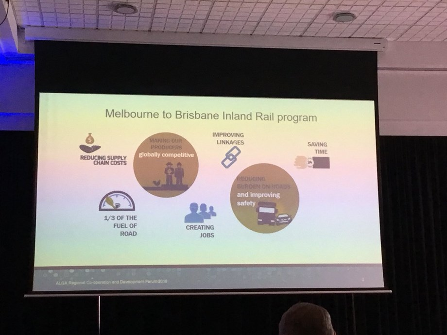Liberal and Nationals Government announce strategic planning tool to support Melbourne to Brisbane Inland Rail