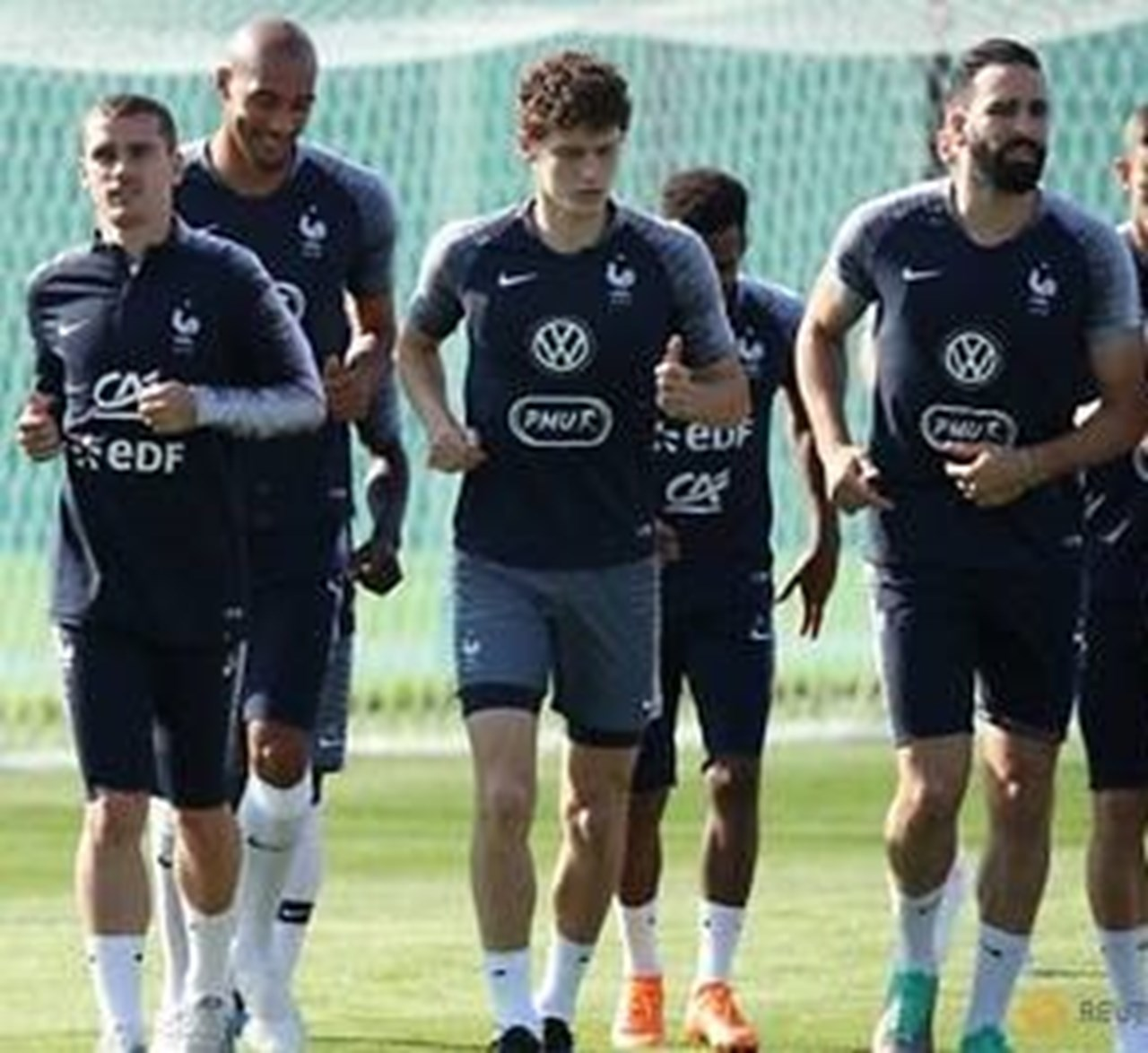 France vows to continue winning intensity in World Cup