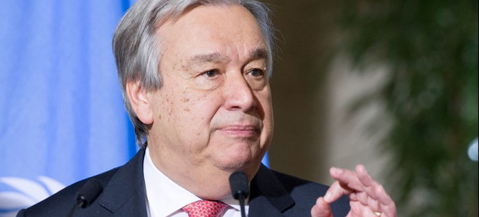 UN Chief backs UNHRC, says would have preferred US to remain in