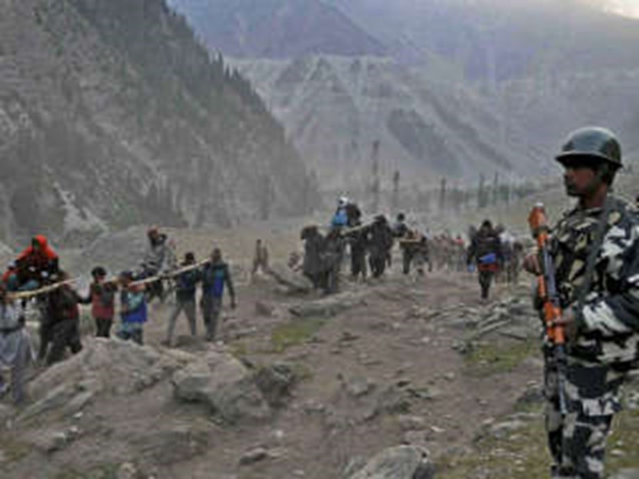 Security forces asked to maintain cooperation during Amarnath yatra