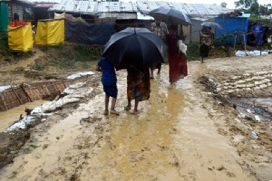 Race against time: Officials struggle to protect Rohingya refugees ahead of peak monsoon