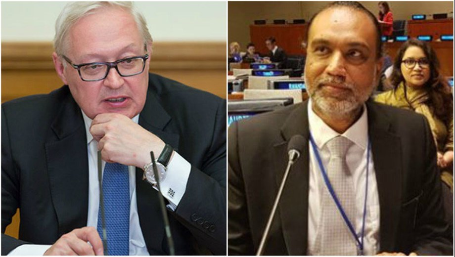 Security over illegal trade is prime objective says India in UN