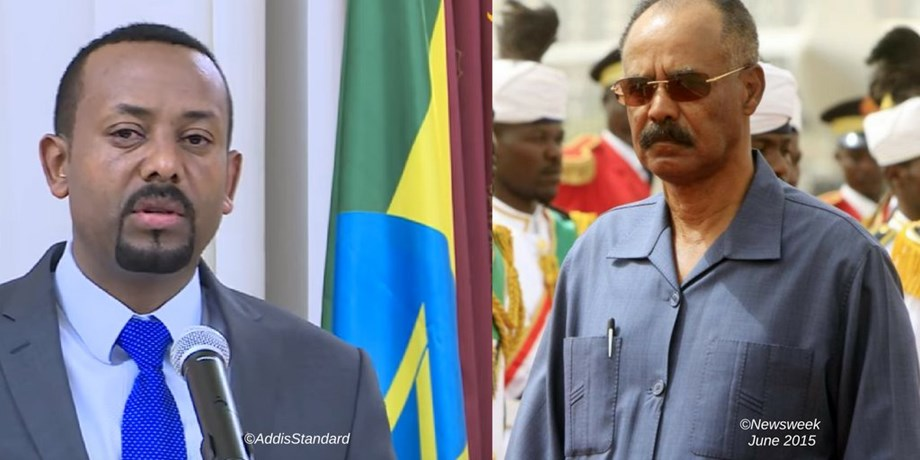 Eritrea responds with peace delegation to Ethiopian olive branch