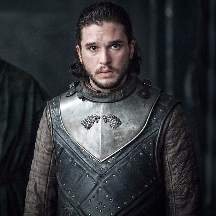 Game of Thrones end will bring a hair cut for Kit Harington