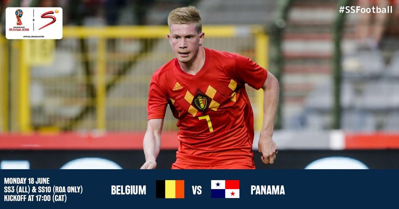 English threat not as big as Belgium was says Panama's Rodriguez