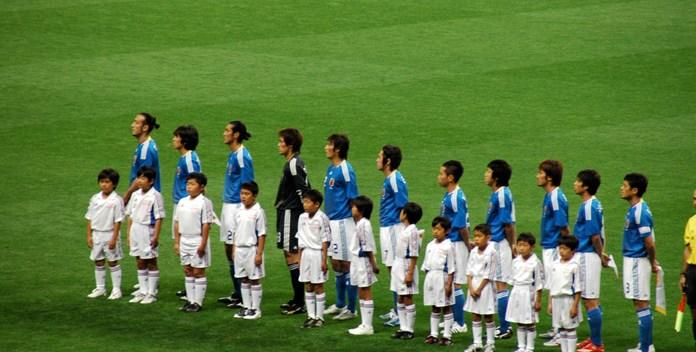 World Cup win uplifts mood of Japan in between Osaka quake