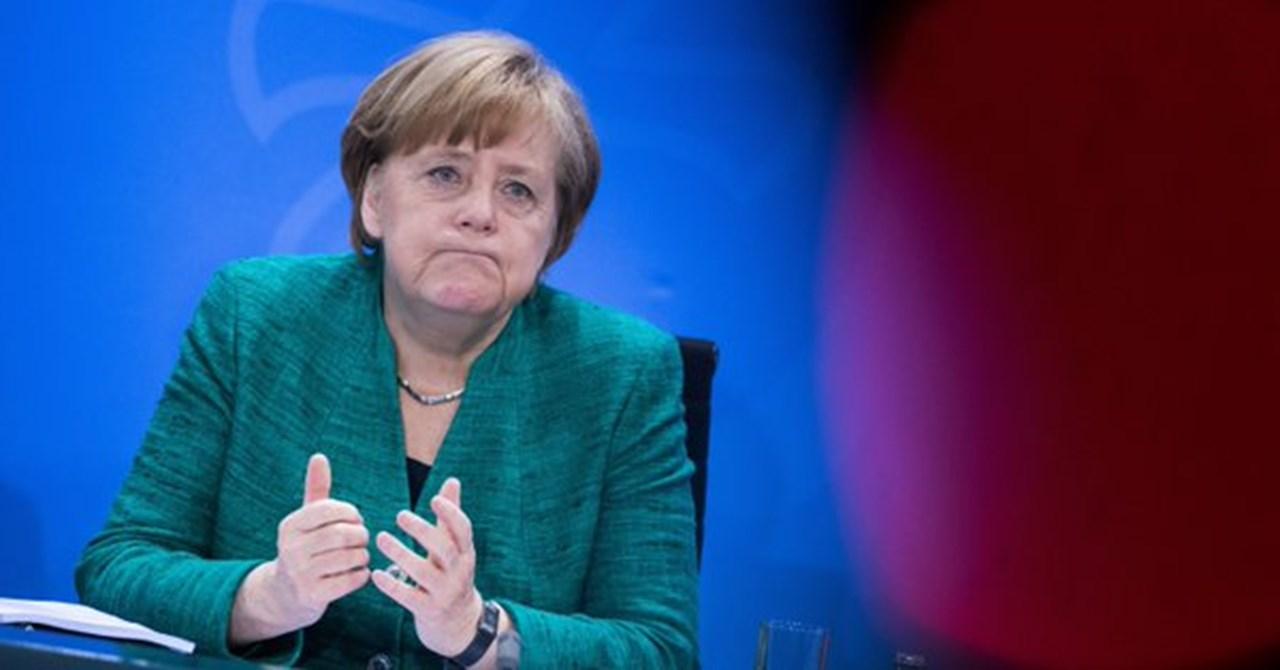Poll shows Germans doubts over Merkel immigration deal