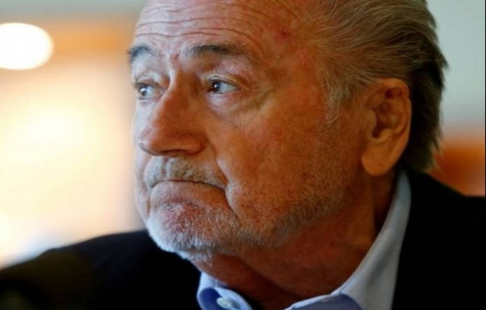 Kremlin says ex-FIFA boss Blatter is in Russia on a private visit