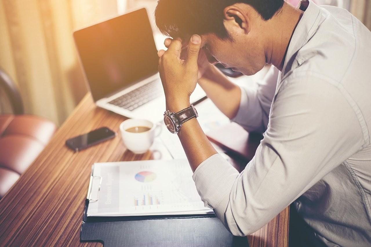 Psychological stress may cause vision loss