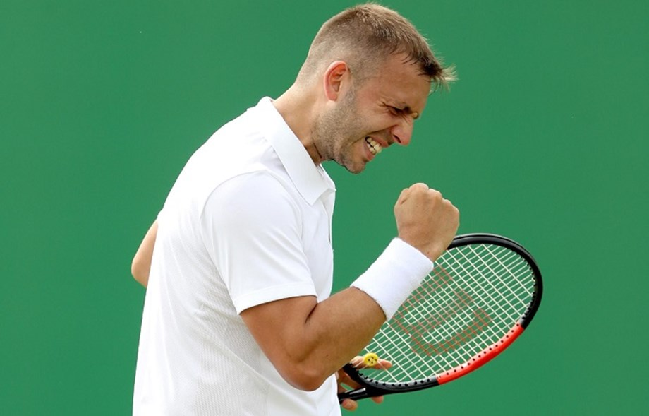 No Wimbledon wildcard for Evans on return from ban