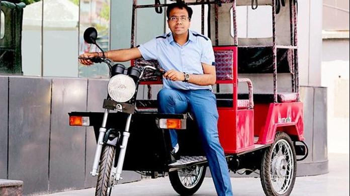 Lohia Auto forays into Nepal market