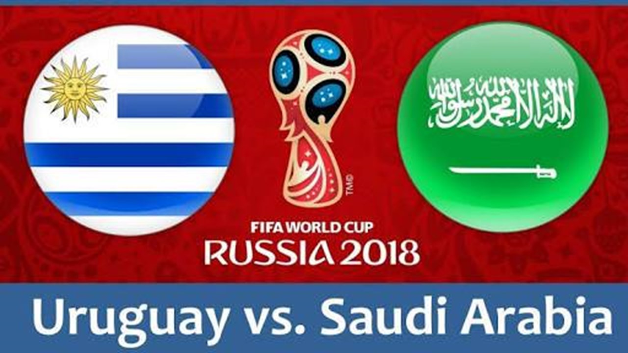 FIFA WORLD CUP 2018: Uruguay vs Saudi Arabia: Defused Arabian attack against off track Uruguay