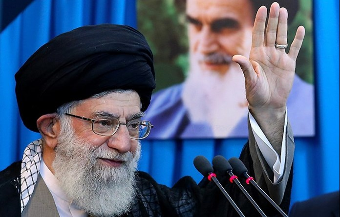 Iran's supreme leader suggests parliament to pass own anti-money-laundering law