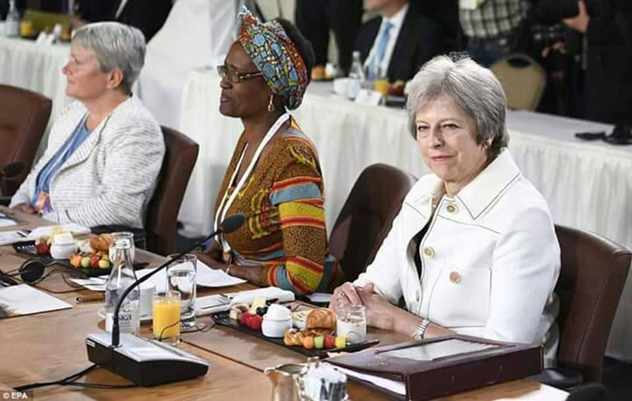 UK PM May calls US separation of migrant families 'deeply disturbing'