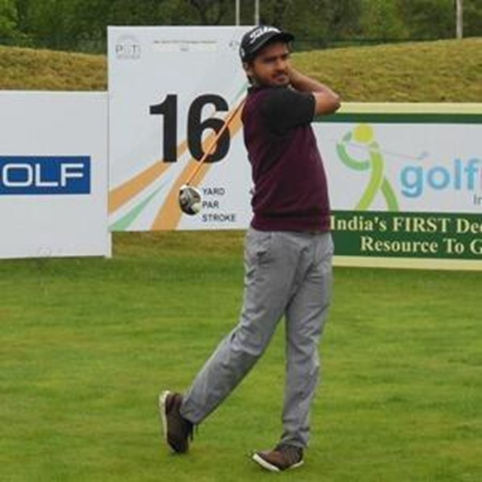 Ashbeer Saini sizzles with opening round seven-under-63 at Karnal