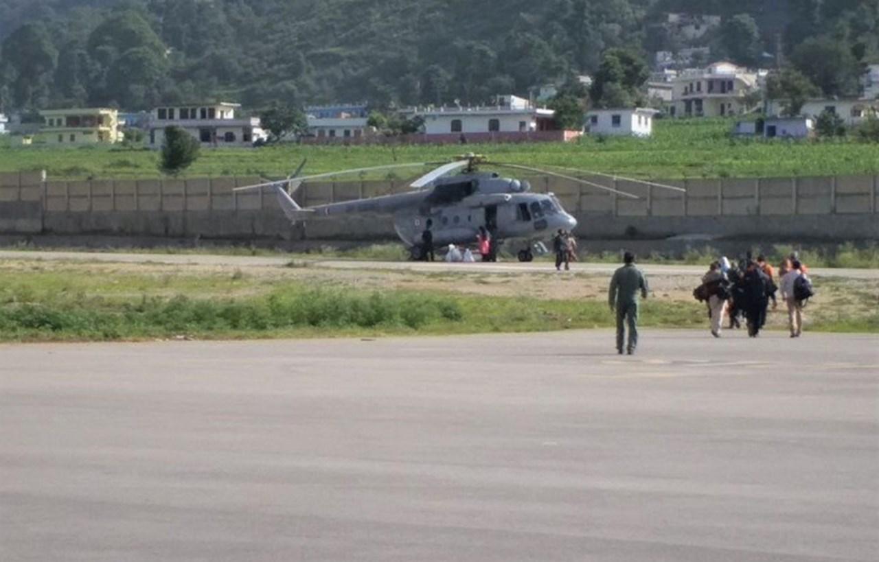 Airbridge for Mansarovar Yatra : An IAF Effort