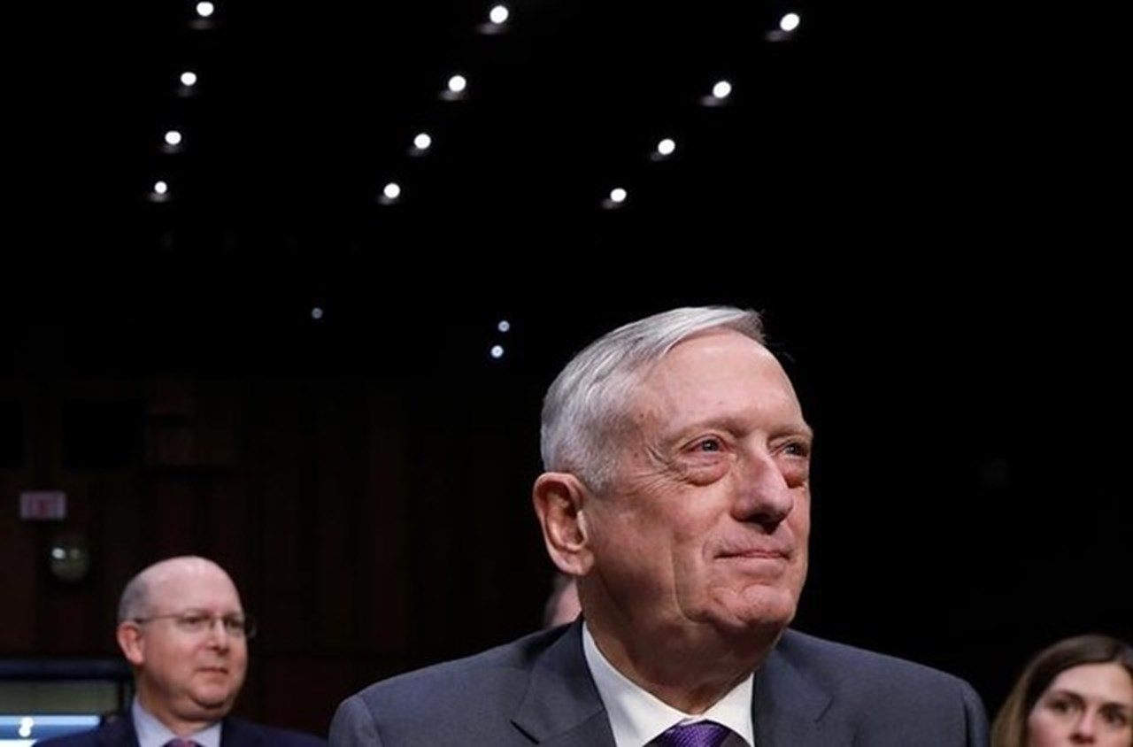 Mattis attends joint India caucuses meeting of US Congress