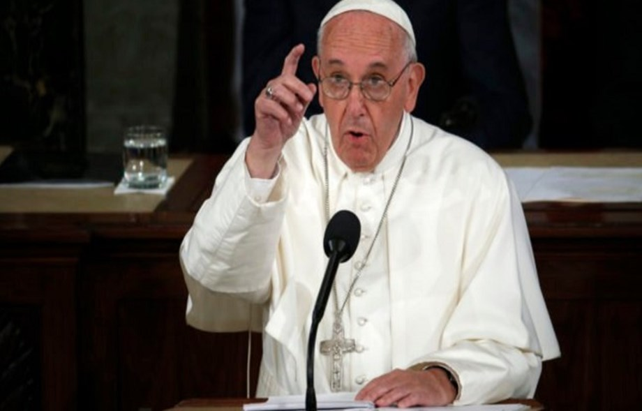 Stop exploiting Africa, share resources, Pope tells Europe