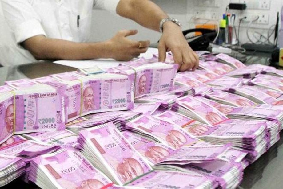 Rupee takes U-turn, jumps 30 paise to 68.08 a dollar