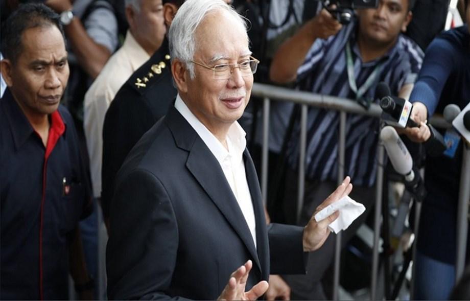 Malaysia's Najib explains why he had so many luxury handbags, lots of cash, jewellery