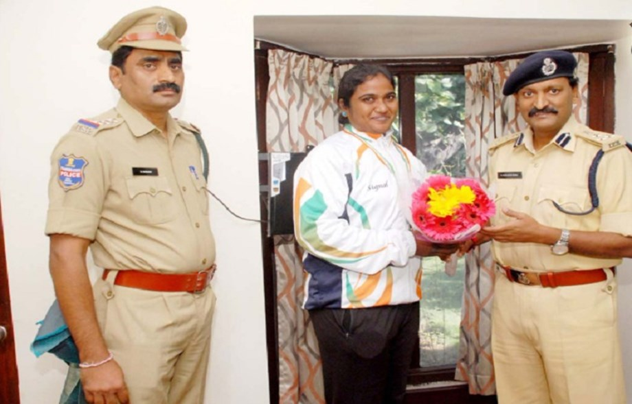 Telangana police bags award for best performance in passport verification