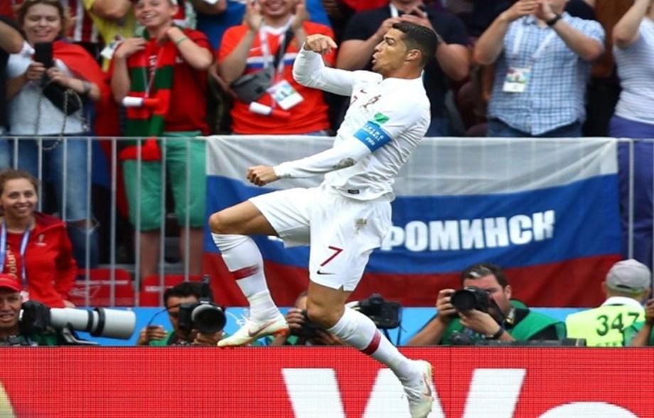 FIFA WORLD CUP 2018: Portugal vs Morocco, Cristiano Ronaldo heads Morocco out of world cup