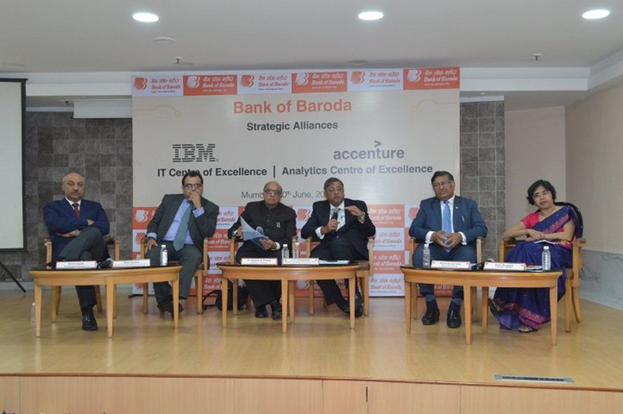Bank of Baroda partners with IBM, Accenture for 'state-of-the-art' Centers of Excellence
