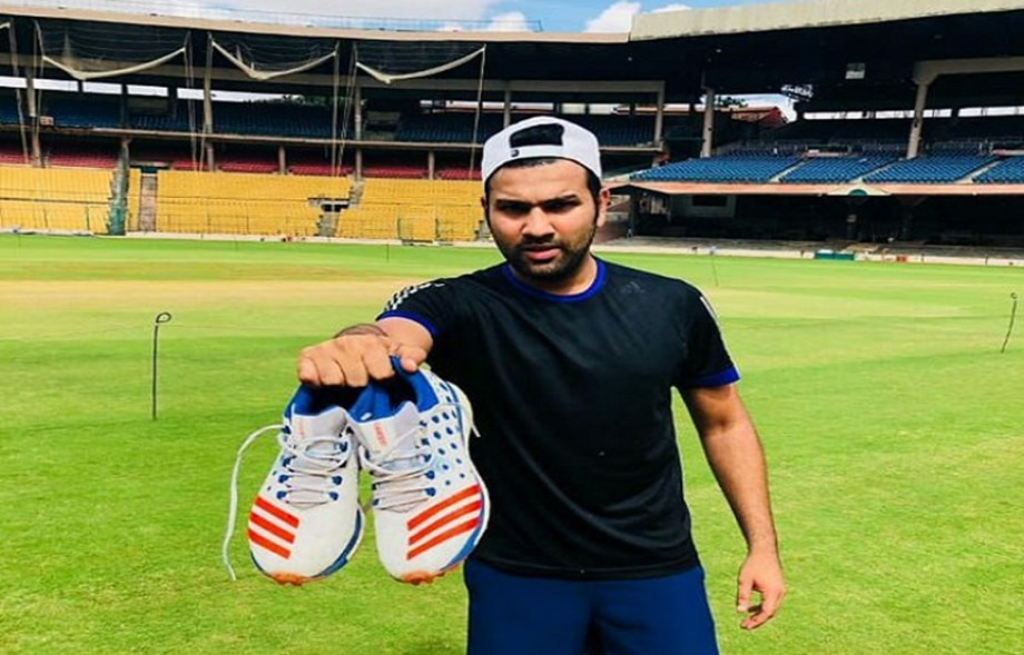Rohit clears YoYo test, takes a dig at critics