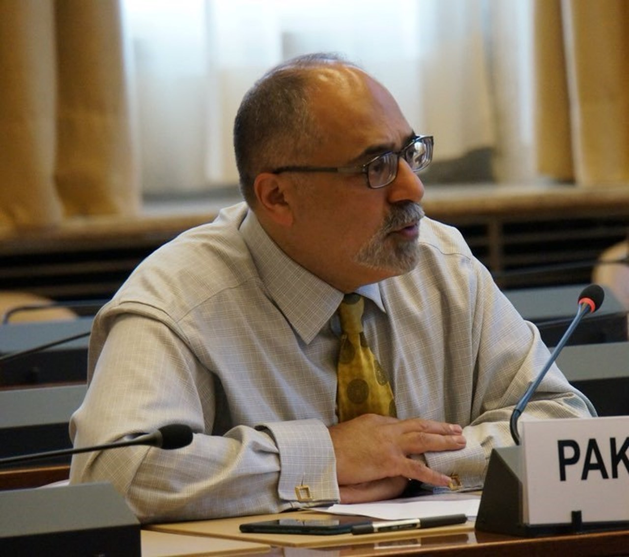 Pak welcomes UN rights report on Kashmir