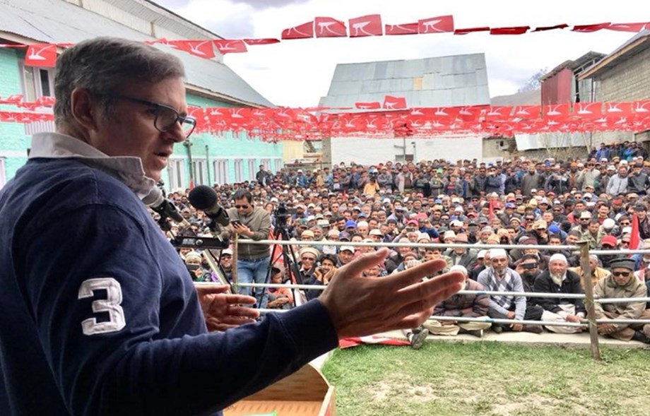 Kashmir issue cannot be addressed through operational, military means: NC