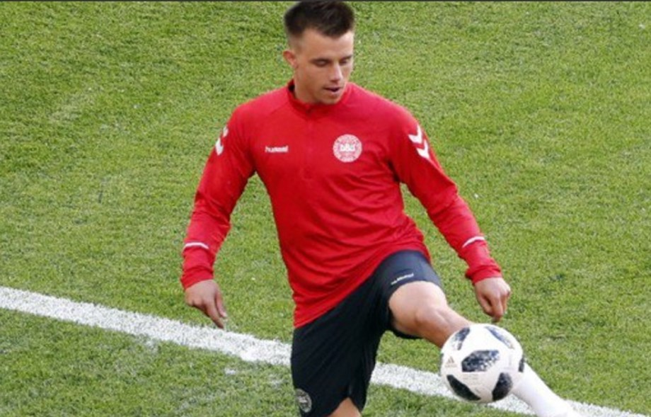 Danish players fly team mate home to see newborn daughter
