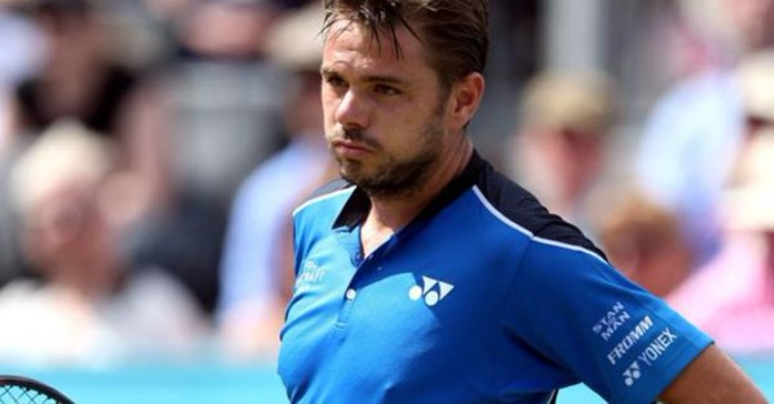Wawrinka frustrated by Querrey at Queen's