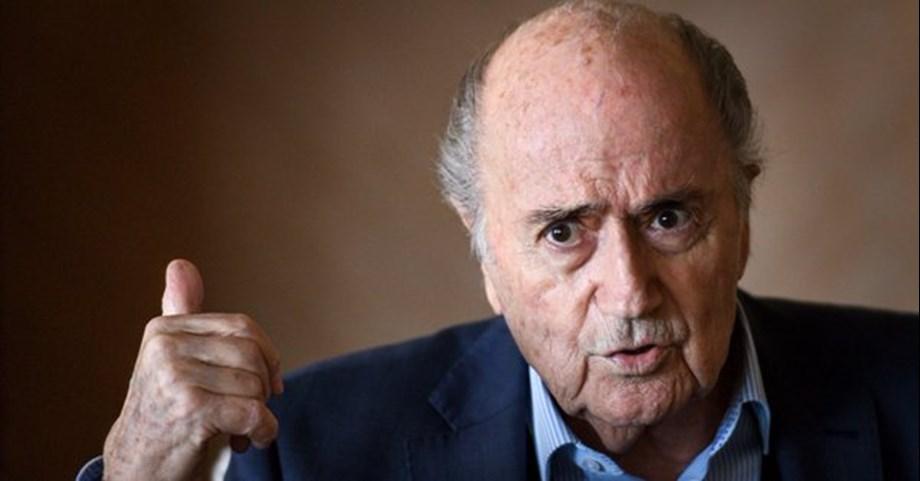 FIFA spokesman: Blatter attending World Cup match is not a ban breach