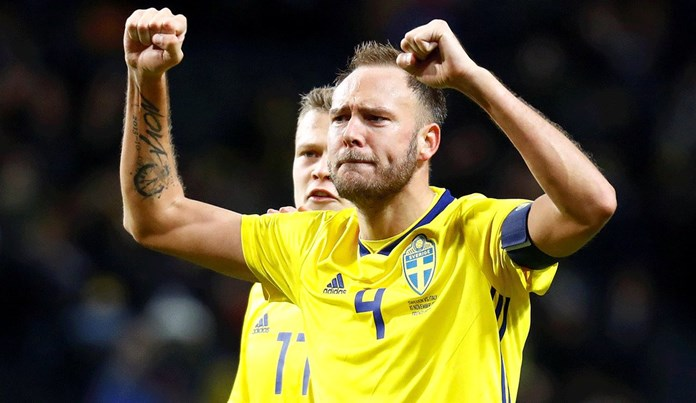 Sweden captain surprised by Germany lack of 'balance'