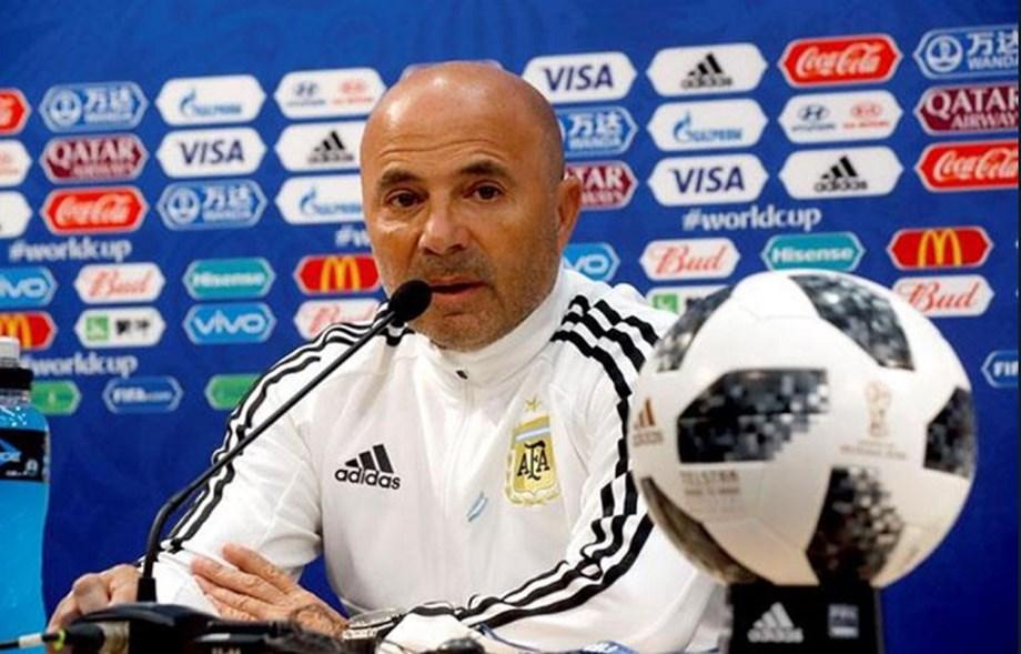 'Lay off Messi', says Argentina coach before Croatia clash