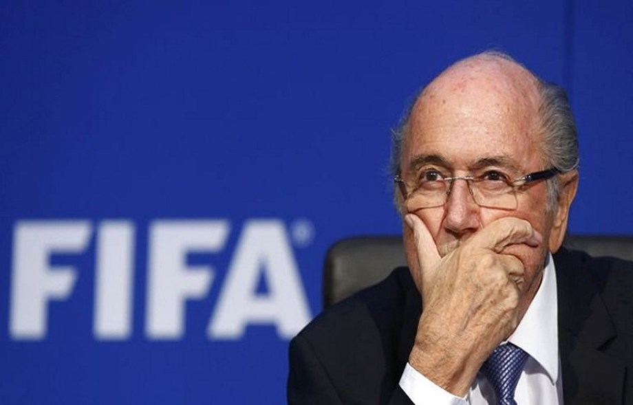 """World Cup 2018: Banned FIFA chief Blatter attends Moscow match, says: """"It's my World Cup"""""""