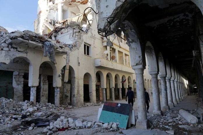 Suicide bomber kills 4 east Libyan security force members- spokesman