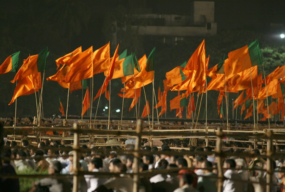 Woman alleges rape by Shiv Sena activist in UP