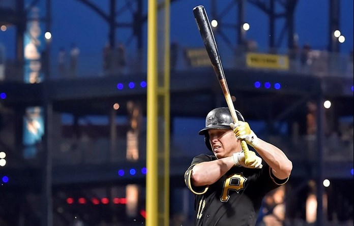 Pirates OF Dickerson placed on family medical emergency list